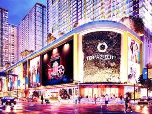 Dự án căn hộ Topaz Elite - Vạn Thái Land - Tòa Dragon