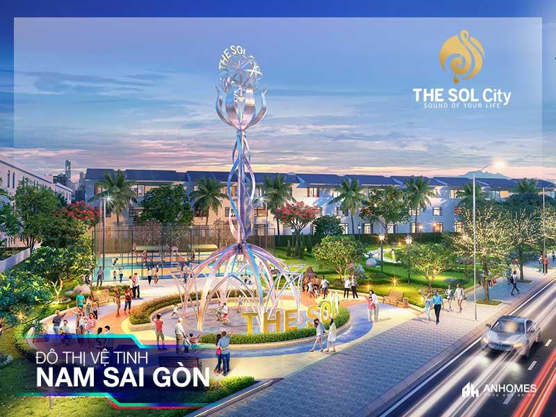 The SOL City - Khu Đô Thị Vệ Tinh Nam Sài Gòn