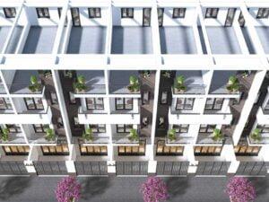 Crystal Town - Nhà phố liền kề xây sẵn khu dân cư Tên Lửa - Bình Tân 01