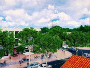 Nhà phố Dĩ An Bình Dương Hoàng Nam Group
