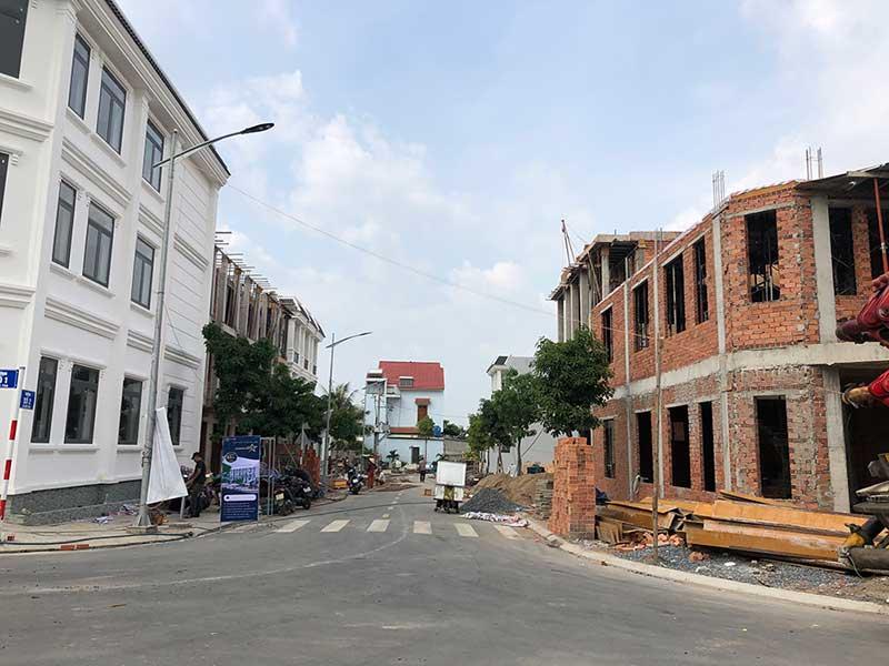 Nhà phố Hoàng Nam 5