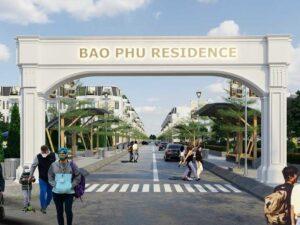 Nhà liền kề Quận 12 - Dự án Bảo Phú Residence